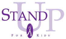 StandUp For Kids   Helping homeless and street kids